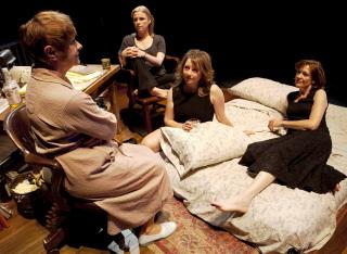 Estelle Parsons and cast