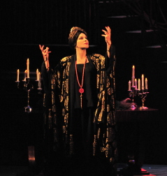 Stefanie Powers as Norma Desmond