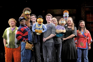 They Live on Avenue Q